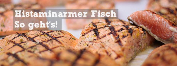 Fisch Histaminarm