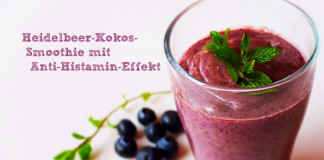 Anti-histamin-smoothie