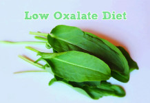 Histaminintoleranz Oxalsäure Low Oxalate Diet Diät